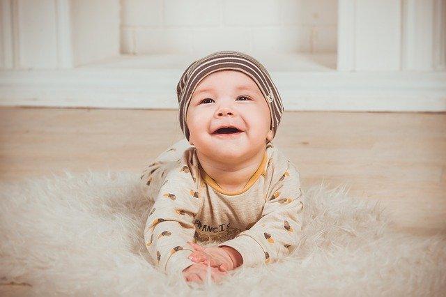 sviluppo del bambino da 0 a 24 mesi
